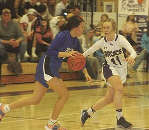 BF girls topple Hot Springs for 10th win