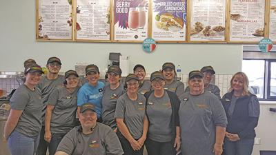 New smoothie café opens in Spearfish