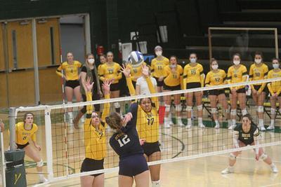 BHSU volleyball ends challenging season