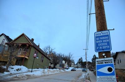 Deadwood designates new emergency snow routes