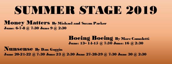 Summer Stage!