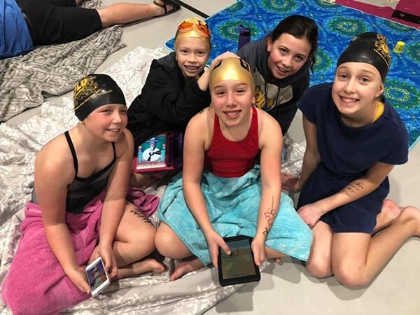 BH Gold swimmers continue season