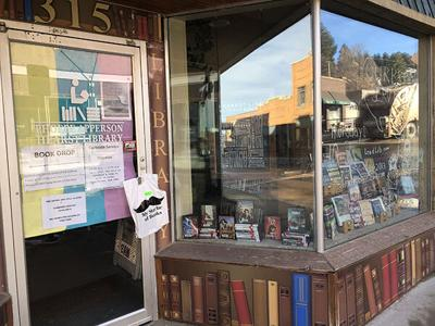As COVID-19 cases surge, Lead library to remain closed