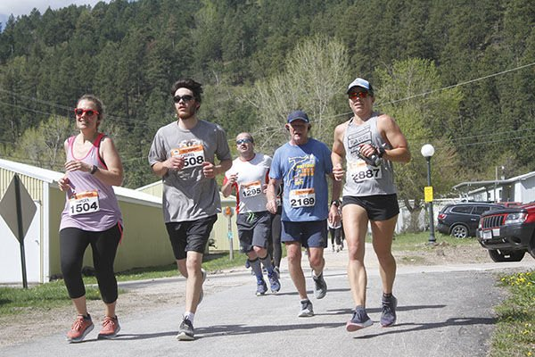 Mickelson Trail Marathon features 1st-time winners