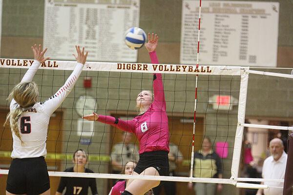 Sturgis volleyball team defeats Lead-Deadwood