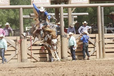 'Back When They Bucked' event coming to Deadwood, May 30