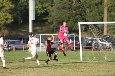 Spearfish' boys soccer team downs Sturgis 3-1
