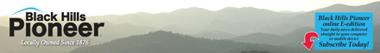 Black Hills Pioneer - Advertising