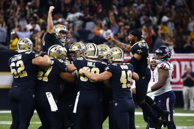 Texans Saints
