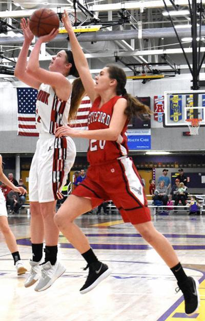 Prep girls basketball: Black Hawk scoring leader Natalie Leuzinger in 2018