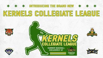 Kernels Collegiate League logo