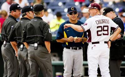 Texas A&M vs. Cal 5