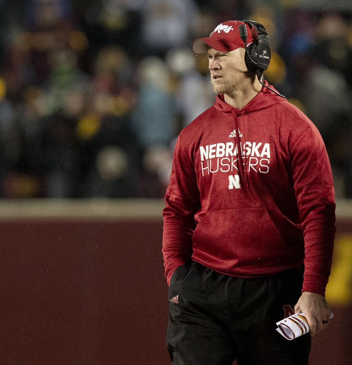 Nebraska vs. Minnesota, 10.12