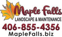 Maple Falls Landscaping