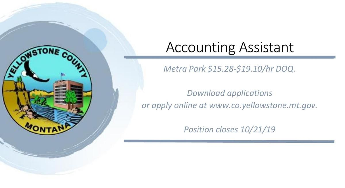 Accounting Assistant |...