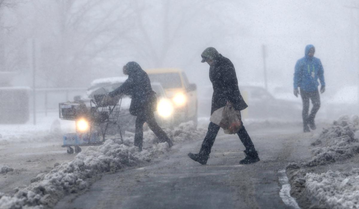 Western Winter Weather