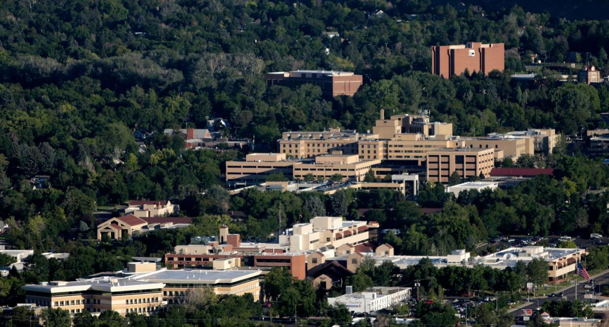 Downtown Billings hospitals