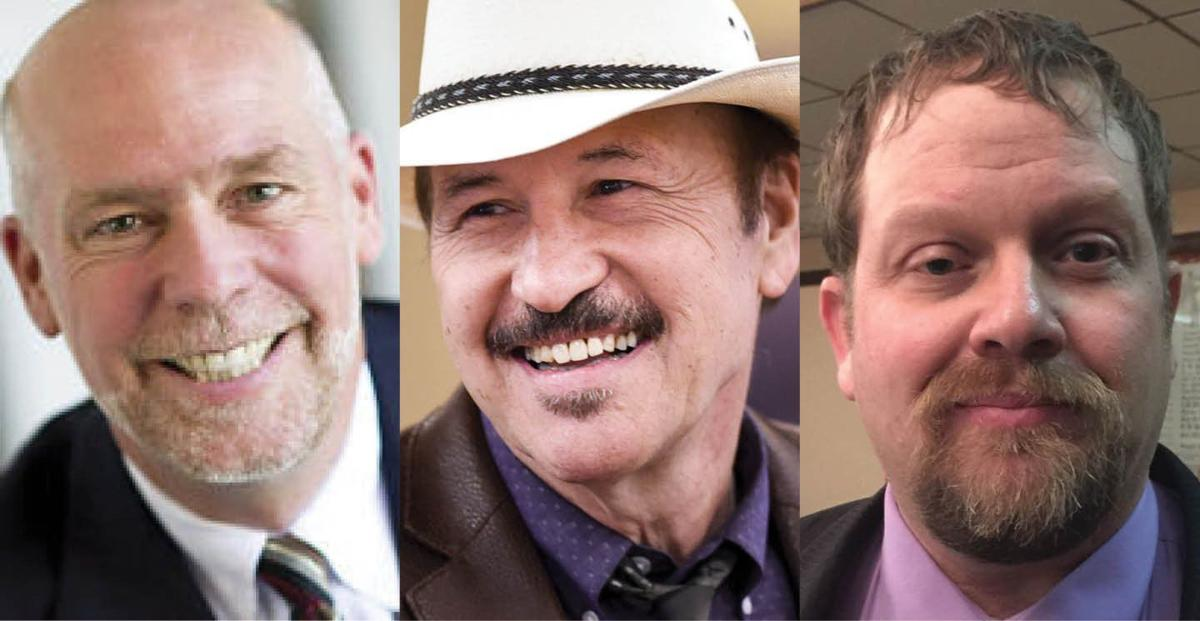 Gianforte, Quist, Wicks