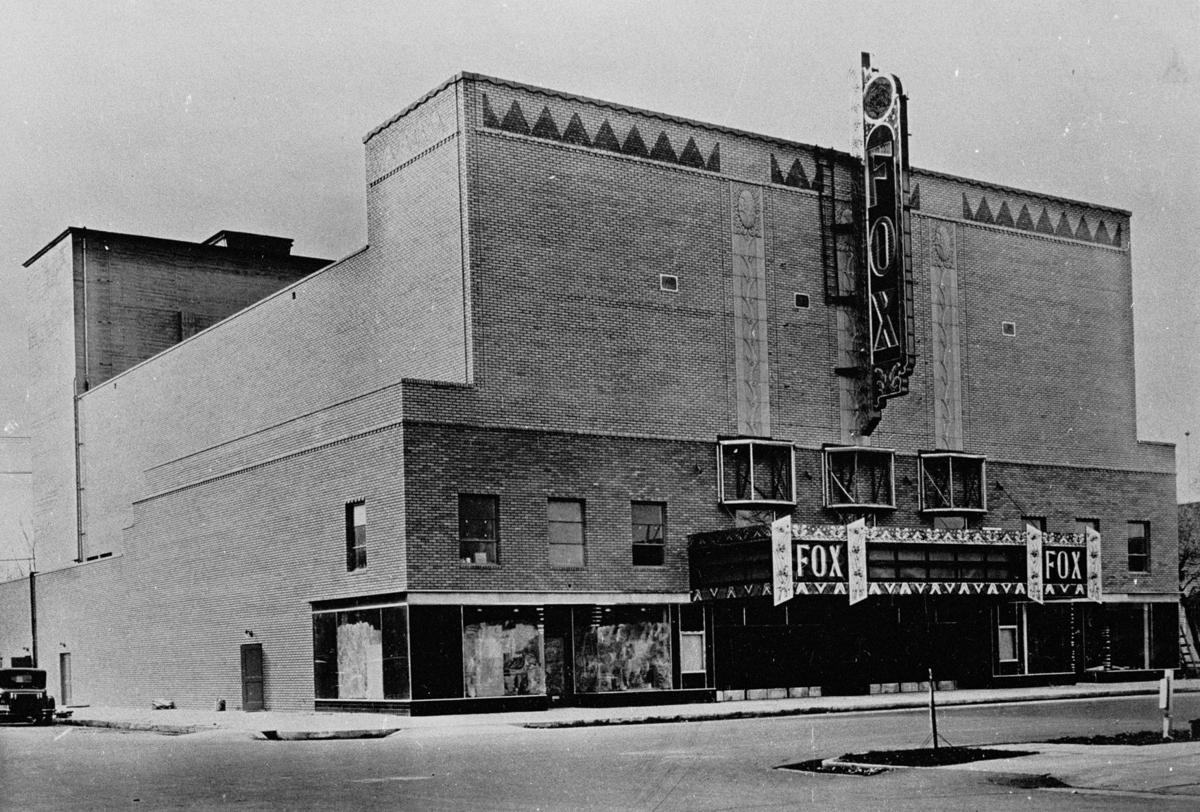 Fox Theater, 1931