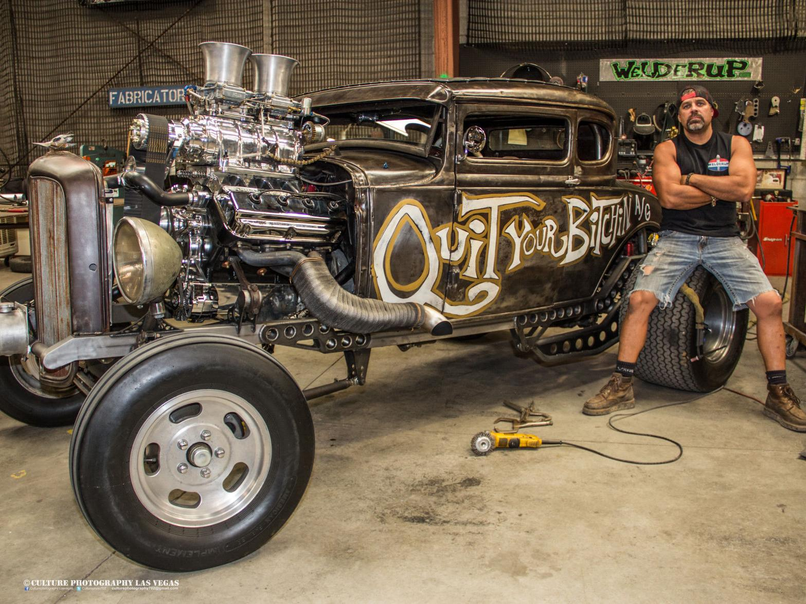 Skyview Grad Builds Hot Rods And Career In Reality Tv Local News Billingsgazette Com