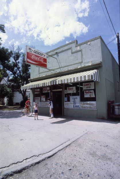 The 10th Ave. Grocery at 3115 10th Ave. N., 1983