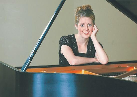 Young captures award in piano competition