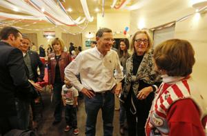 Wyoming congressional leaders John Barrasso, Liz Cheney holds seats