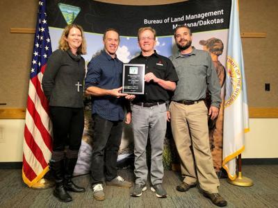 Trail award