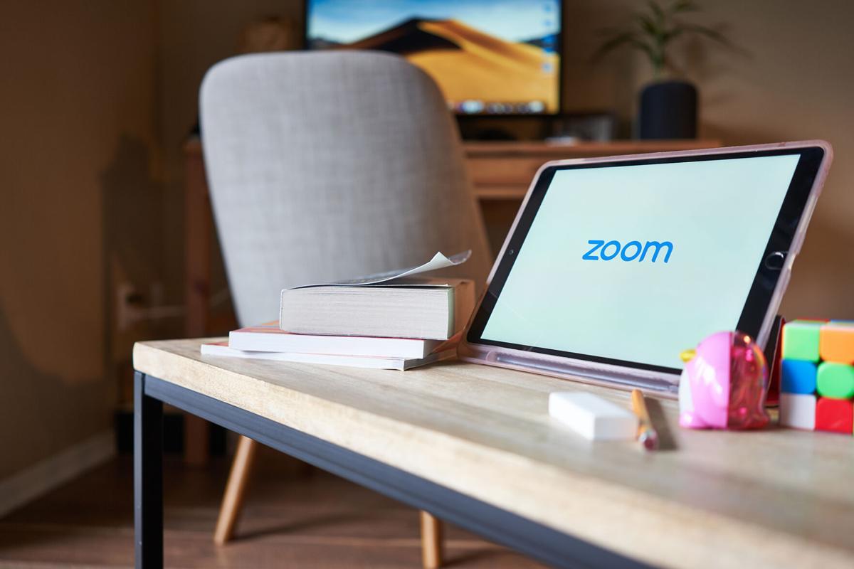 Zoom App iPad