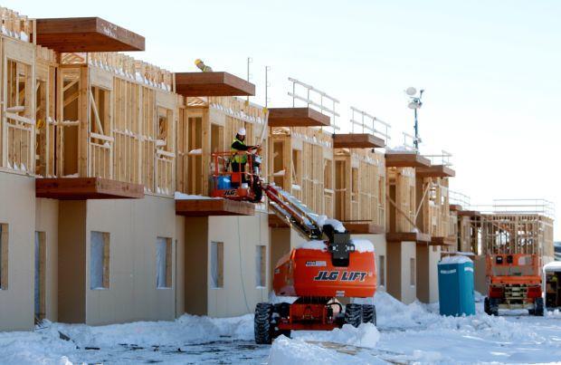 InterPointe apartment buildings