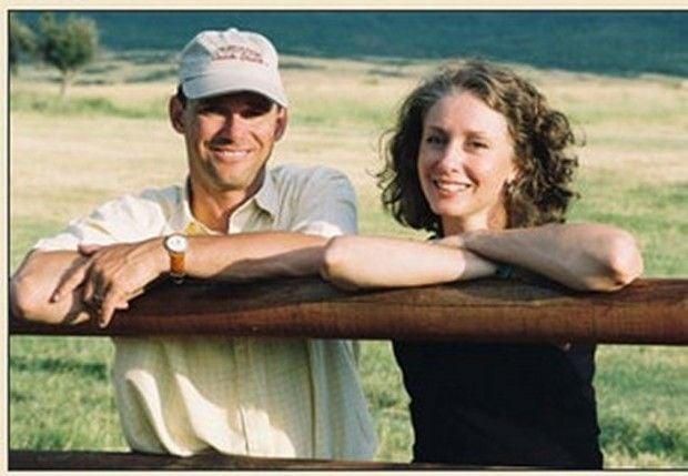 Paul and Sandra Wallop