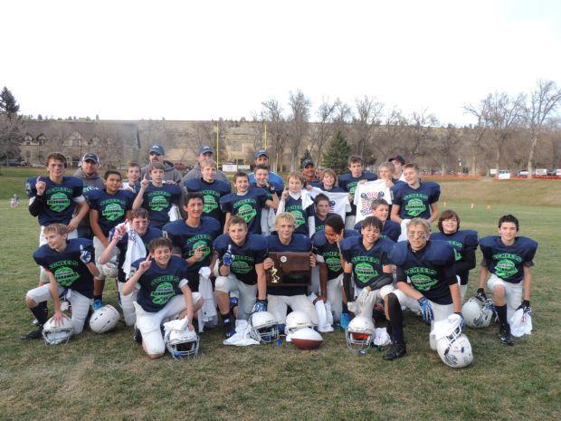 Yellowstone Youth Football Sports Billingsgazette Com