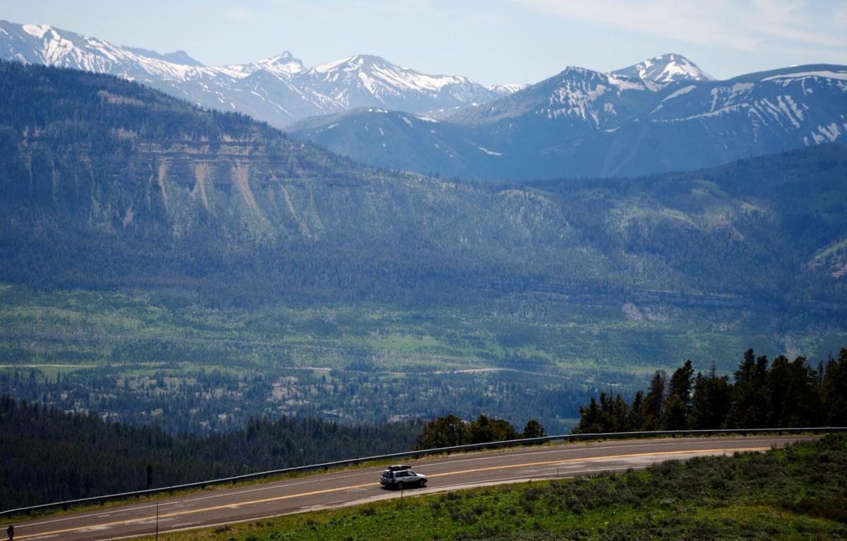 The Beartooth Highway