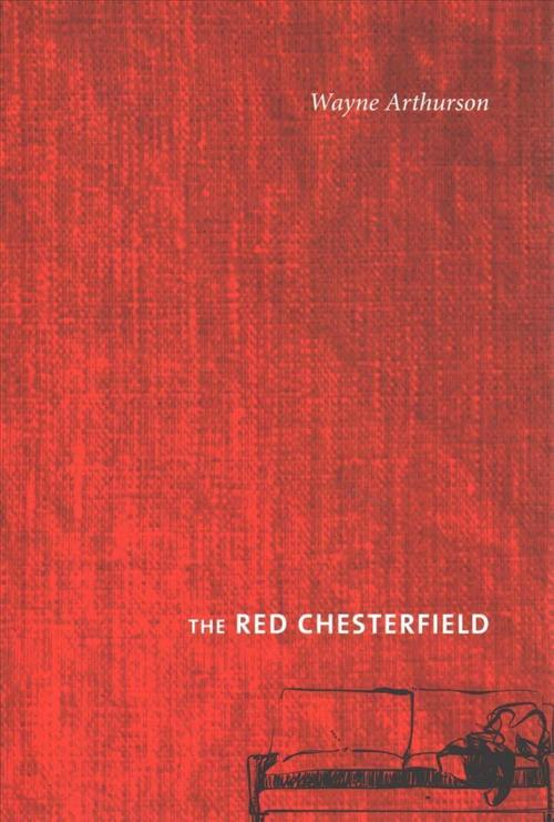 """The Red Chesterfield"" by Wayne Arthurson"