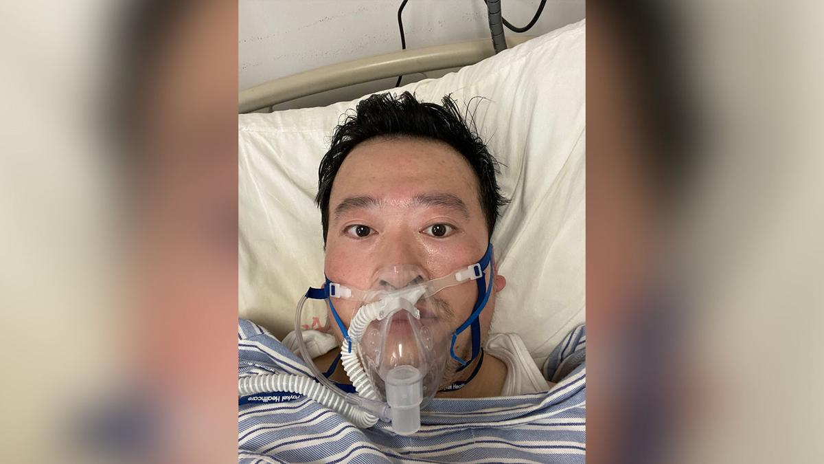 Wuhan doctor Li Wenliang