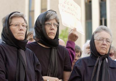 Anti War Nuns