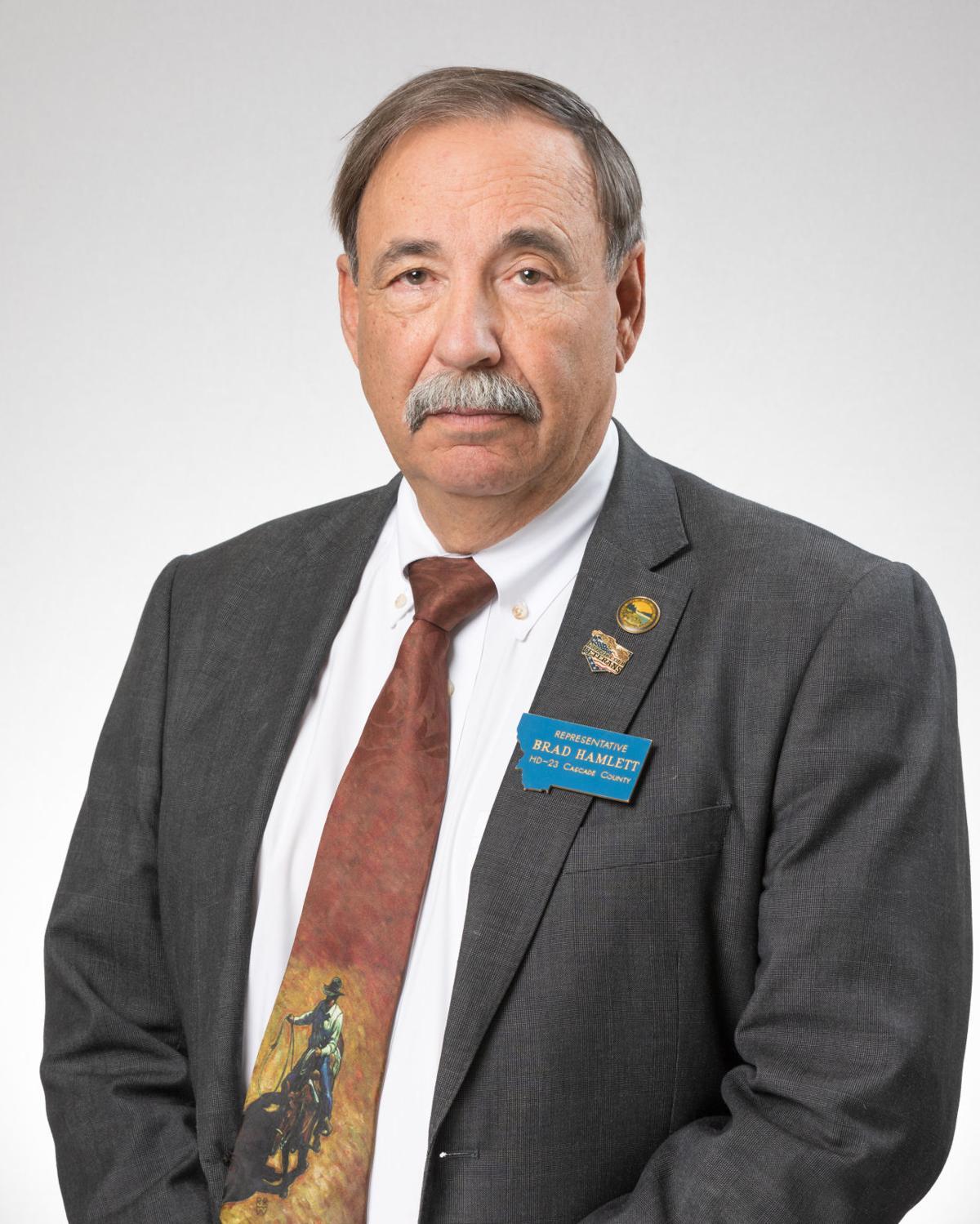 Rep. Brad Hamlett