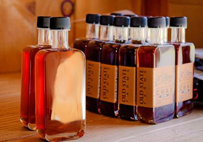 Making the grade: Old State Farms' pure maple syrup