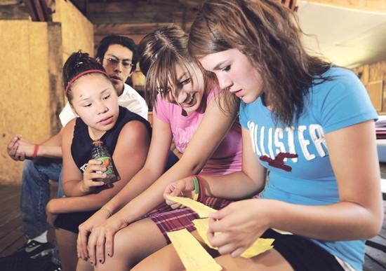 Indian teens learn basics of safe living | Montana News