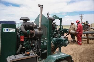 EPA concludes fracking can, in some circumstances, impact drinking water