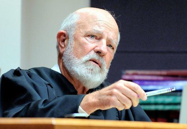 Judge Todd Baugh