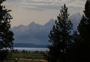 Climber rescued after slipping on snow and falling over cliff in Grand Teton National Park