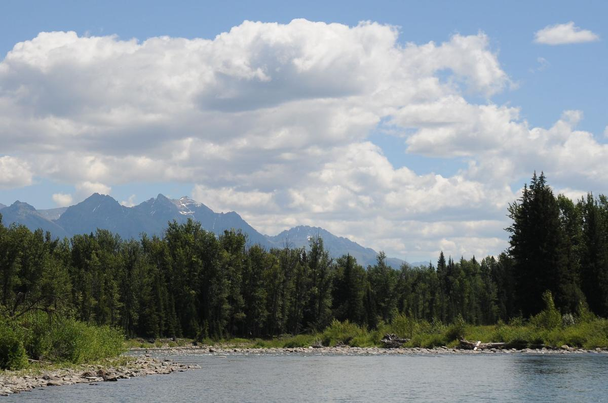 Stay away from the North Fork of the Flathead River