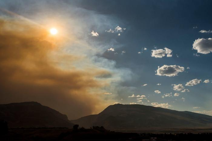 Fishhawk fire near Yellowstone is 15% contained