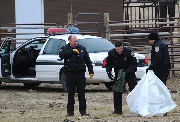 Sheriffs deputies gather