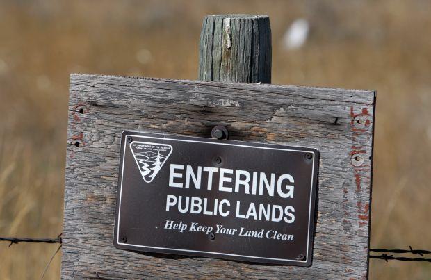 Transfering lands