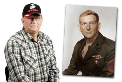 Vietnam veteran Tom Lowry