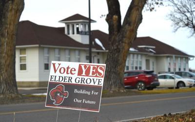 Elder Grove sign
