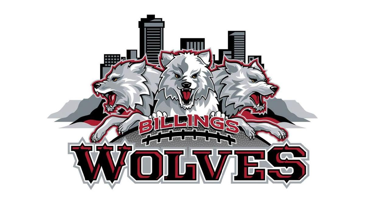 Billings Wolves logo