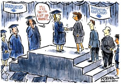 Jobs for grads